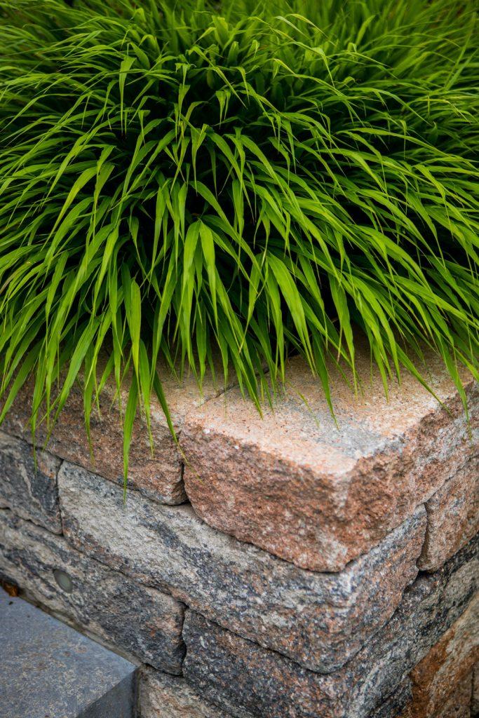 Leistungen - Natursteinmauern