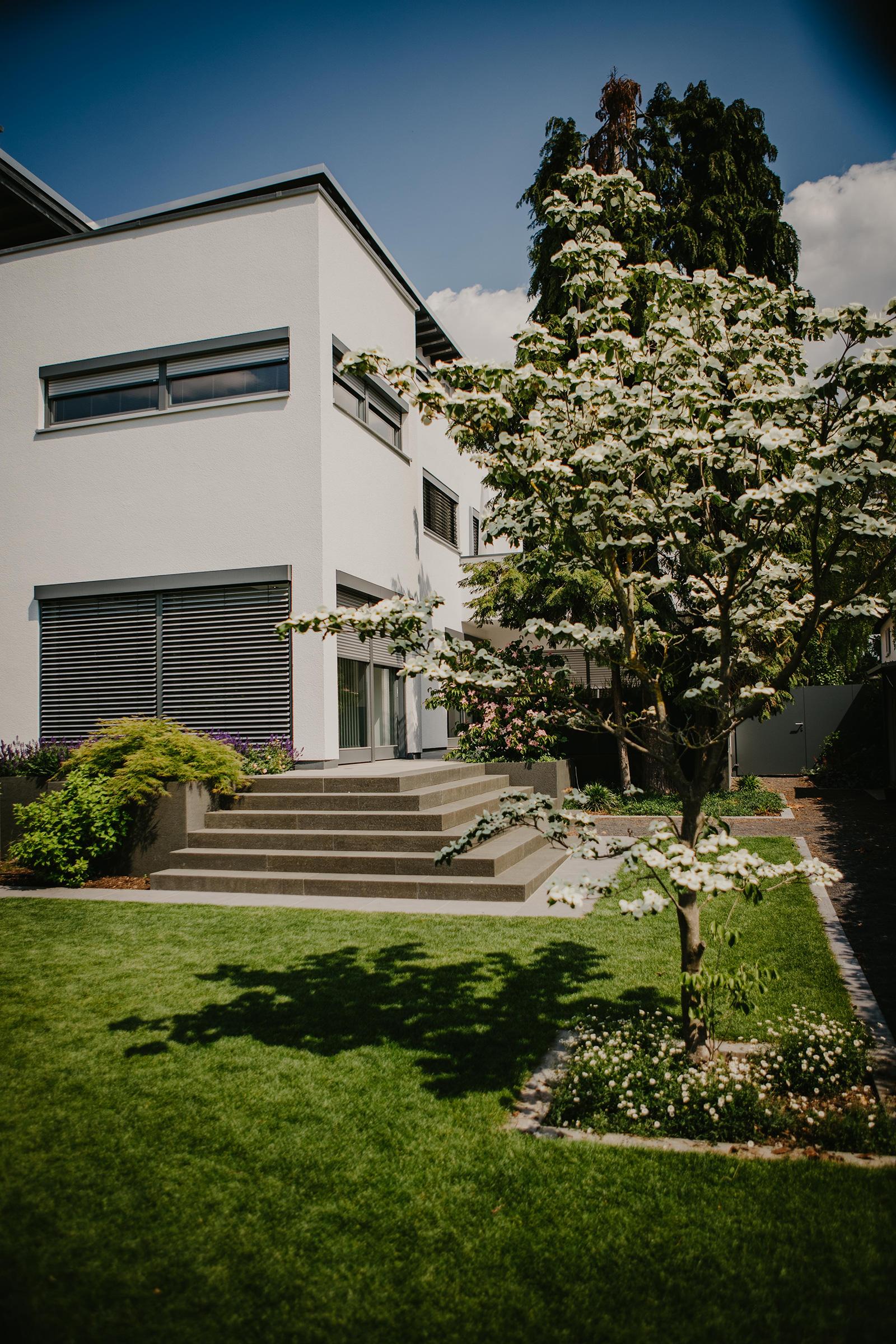 Projekte - Beispiel Gartengestaltung
