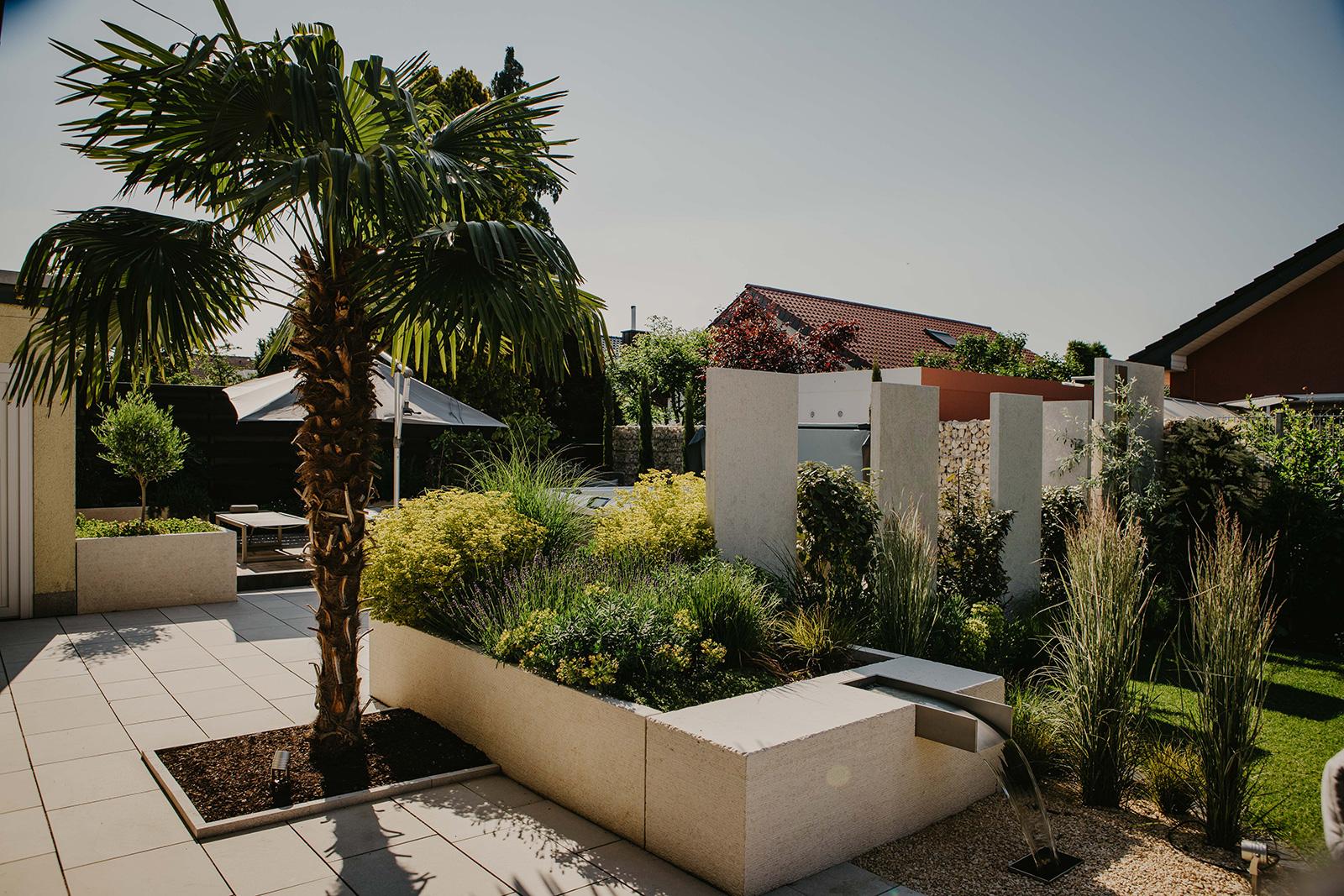 Projekte - Beispiel Garten-Bewässerung