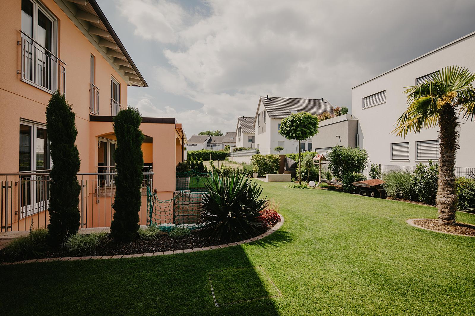 Projekte - Beispiel Gartenbau